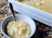 Lemon Rice Pudding
