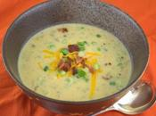 Mashed Potato Soup #SoupSwappers