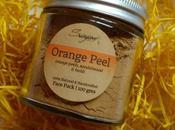 Svayam Natural Orange Peel Face Pack Review