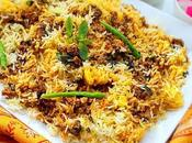 Keema Biryani...Sunday Traditions!