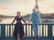 Alternative Couple Photo Session Paris