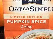 Review: Quaker Oats Pumpkin Spice (UK)