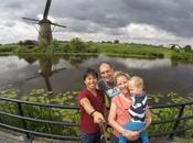 Visiting Cities, Friends, Generations Netherlands