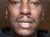 Tyrese Suffers Emotional Meltdown Facebook Video