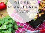 Recipe: Asian Quinoa Salad