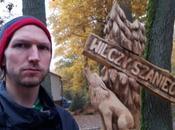 Nigdy Więcej Wojny: Touring Wolfschanze (Wilczy Szaniec Wolf's Lair) Gierłoż Forest Hitler's World Hideout
