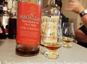 Macallan Cask Strength Label Review