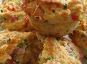 Cheese Muffins Recipe.