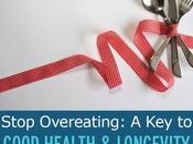 Stop Overeating: Good Health Longevity
