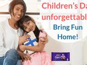 Make Children's Unforgettable Your Child Bring 'home' This Year!