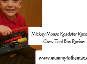 Mickey Mouse Roadster Racers Crew Tool Review