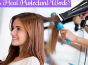 Heat Protectants: What They; They Save Your Hair?