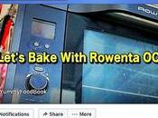 """let's Bake with Rowenta Oc7868!"" Facebook Group"