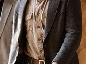 True Detective Velcoro's Dark Western-Yoked Jacket
