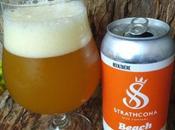 Beach Lemon Mandarin Radler Strathcona Beer Company