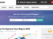 Improve: WordPress Theme with Deals Coupon Functionalities