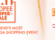 Shopee's 11.11 Super Christmas Sale Million Orders Just Hours