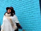 Winter Outerwear: Faux Poncho