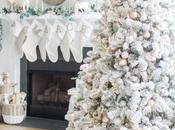 Dreaming White Christmas Home Tour Part Family Room