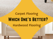 Hardwood Flooring Carpet Which One's Better?