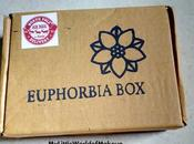 Euphorbia December 2017 Subscription Unboxing Review