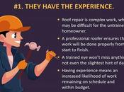 Roof Repairs: Hire Trusted Roofer Job?