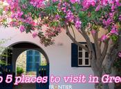 Places Visit Greece