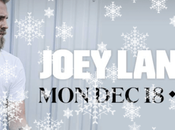 Quick Questions with Joey Landreth: Holiday Edition Nanaimo Recipe