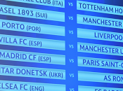 Champions League Round Draw Sees Real Madrid Face