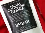 Embar Facial Cleansing Grains Review