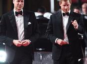 Prince William Harry Attend London Premiere Star Wars