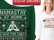Fitness Holiday Sweaters