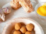 Jaggery Ginger Turmeric Balls Toddlers