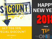 Goals Turn Invisible Visible: Special Discount Year Sale