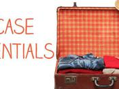 Holiday Packing Suitcase Essentials