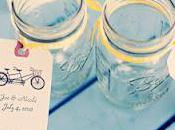 Escort Cards Beverage Glasses