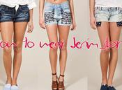 Wear Denim Shorts!