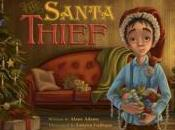 Picture Book Review: Santa Thief Alane Adams #ChildrensBooks #Review