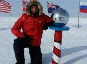 Antarctica 2017: Saunders Reaches South Pole, Halts Expedition