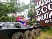 Danasan Adventure Park: Warm This Year's Adventures