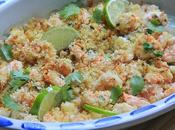 Beach Eats: Baked Shrimp with Cilantro Lime