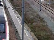 Low-speed Road-trip Alongside High-speed Railway Line from Bordeaux Montguyon