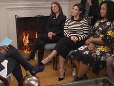 Oprah Winfrey Discuss Impact #TimesUp With Women Hollywood