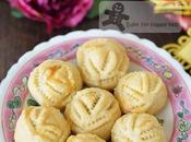 Ultimate Melt-in-the-mouth Malay Style Condensed Milk Enclosed Nastar Pineapple Tarts