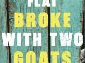 Flat Broke with Goats Jennifer McGaha #BookReview #Memoir