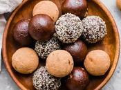 Chocolate Truffles (Gluten Free, Paleo Vegan)