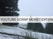 Youtube Scraps Monetization