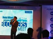 That Happened Bajaj Allianz Bloggers' Meet 2018: #LifeGoals