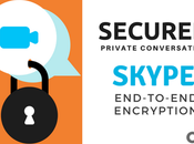 Finally Skype Secured Private Conversations with End-to-end Encryption