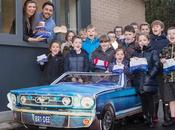 Drive-thru Bakery Opens Scotland